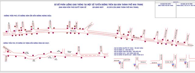Thay đổi lưu thông để giảm kẹt xe đường đẹp nhất Nha Trang - Ảnh 3.