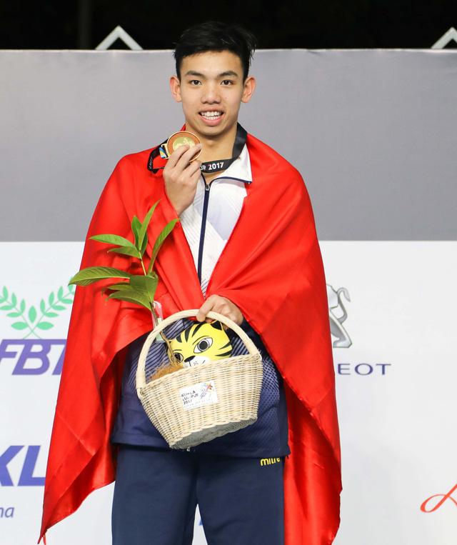 Kình ngư Nguyễn Huy Hoàng không thể tham dự cự ly 800m tự do tại SEA Games 2019 - Ảnh 1.