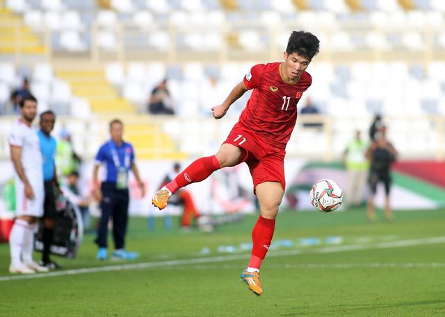 Tiền đạo Ngân Văn Đại: Đội tuyển VN phải chơi hơn 100% với Nhật - Ảnh 2.