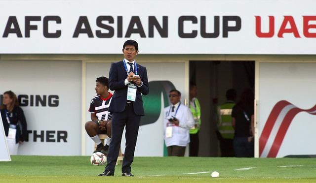 HLV Hajime Moriyasu: Nhật sẽ chơi tấn công nhiều trước VN - Ảnh 1.