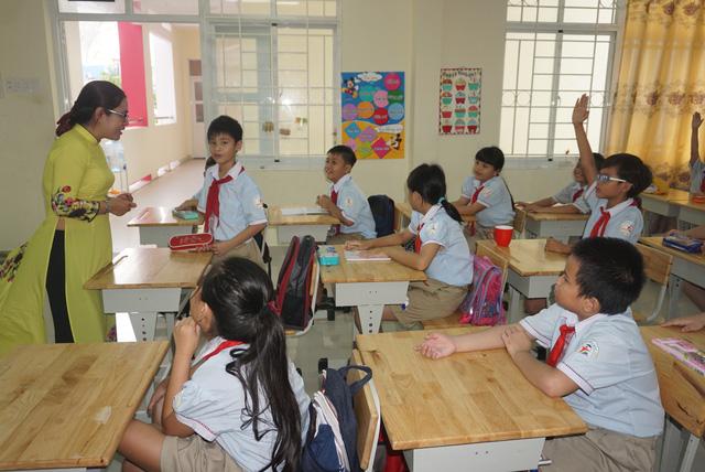 TP.HCM: công khai thưởng tết cho giáo viên, nhân viên - Ảnh 1.