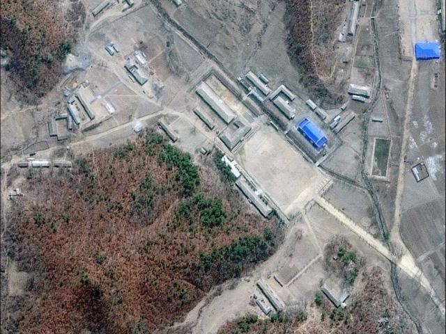 CSIS công bố trụ sở tên lửa chưa khai báo của Triều Tiên - Ảnh 1.