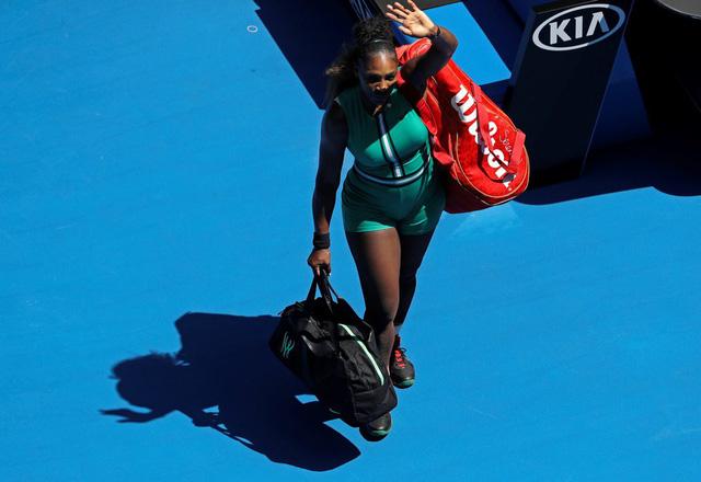 Serena Williams thua sốc ở tứ kết Giải Úc mở rộng 2019 - Ảnh 1.