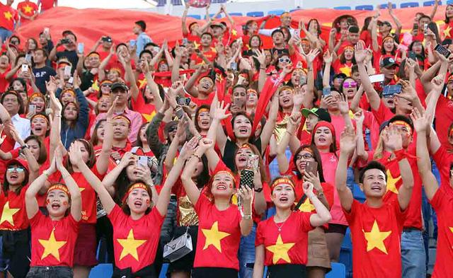 Chén sành chọi chén kiểu, tự tin tuyển Việt Nam làm nên chuyện - Ảnh 1.