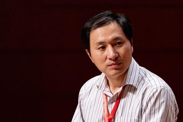 Nhà khoa học chỉnh sửa gen Trung Quốc bị sa thải - Ảnh 1.