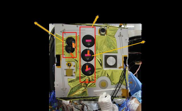 Đã nhận được những hình ảnh đầu tiên gửi về từ vệ tinh MicroDragon - Ảnh 4.