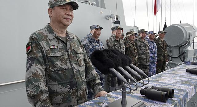 Trung Quốc cải tổ quân đội: giảm lục quân, tăng hải quân, không quân - Ảnh 1.