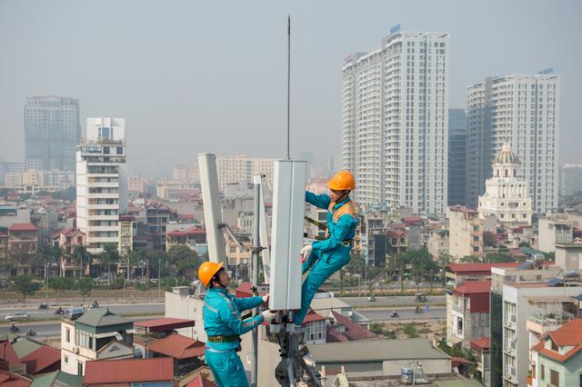 Bắt đầu thử nghiệm mạng 5G tại Hà Nội, TP.HCM - Ảnh 1.