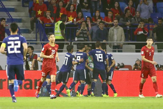 Thua Nhật 0-1 nhưng tuyển Việt Nam đã có một trận đấu đẳng cấp - Ảnh 1.