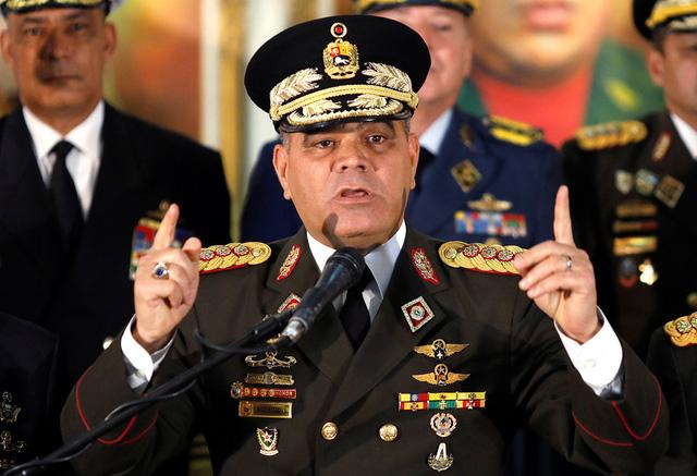 Bộ Quốc phòng Venezuela: Ông Maduro là tổng thống hợp pháp - Ảnh 1.