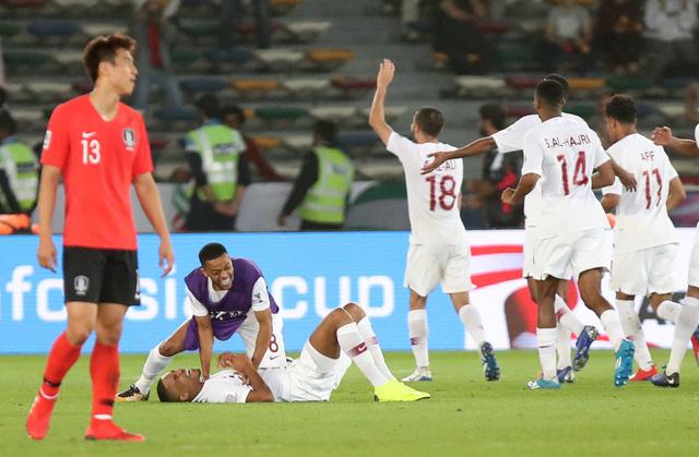 Địa chấn Asian Cup: Hàn Quốc bị loại khỏi bán kết - Ảnh 1.