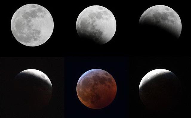 Phát hiện thiên thạch đâm vào Mặt trăng trong quá trình nguyệt thực - Ảnh 1.