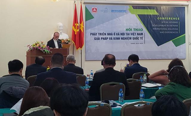 Giải pháp phát triển nhà ở xã hội tại Việt Nam - Ảnh 1.