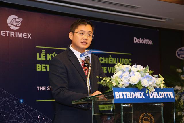 Betrimex và Deloitte ký kết hợp tác chiến triển khai dự án SAP – IFRS - Ảnh 4.