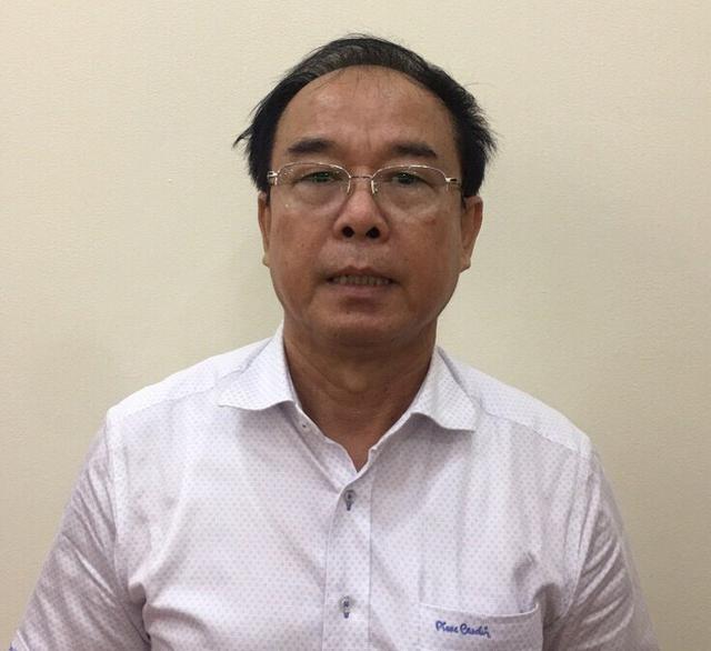 Bắt bà Dương Thị Bạch Diệp và nhiều cựu quan chức TP.HCM - Ảnh 1.
