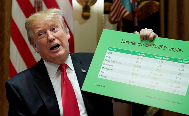Ông Trump đã sẵn sàng tuyên bố tình trạng khẩn cấp quốc gia? - Ảnh 1.