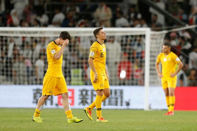 Đá bại ĐKVĐ Úc, chủ nhà U.A.E vào bán kết gặp Qatar - Ảnh 2.