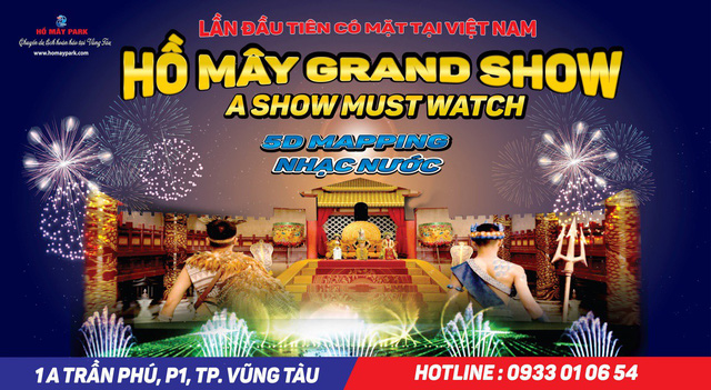 Hồ Mây Grand Show - Chương trình không thể bỏ lỡ Tết này - Ảnh 1.