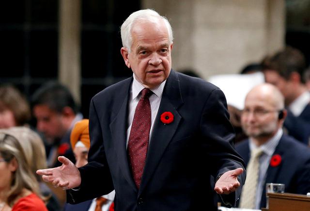 Phát ngôn bất cẩn vụ Huawei, đại sứ Canada tại Trung Quốc bị sa thải - Ảnh 1.