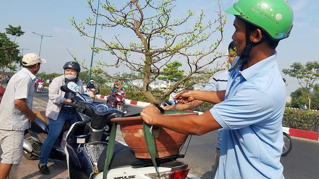 Mai tết Sài Gòn hối hả lên máy bay Bắc tiến - Ảnh 1.