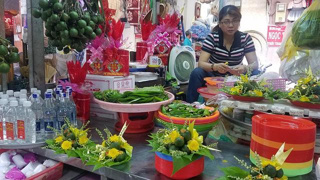 Cá chép Trung Quốc được mùa dịp cúng ông Công, ông Táo - Ảnh 4.