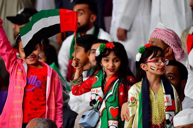 UAE cho trường học nghỉ sớm xem Asian Cup - Ảnh 2.