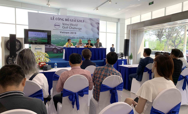 Golf Việt Nam tranh vé dự giải thế giới ở Nam Phi - Ảnh 1.