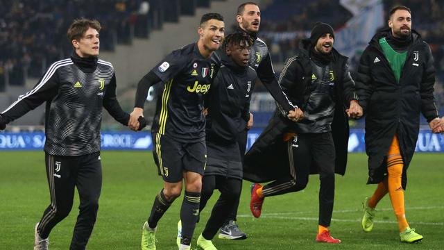 Ronaldo lập công cuối trận, Juventus thắng nhọc Lazio - Ảnh 2.