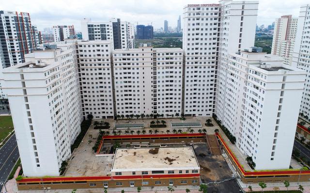 Nhà tái định cư khu 38,4ha Bình Khánh giá từ 6,6 triệu đồng/m2 - Ảnh 1.