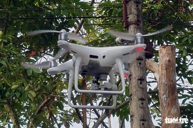 Đồng Nai trang bị flycam giám sát động vật rừng, phòng chống cháy rừng - Ảnh 1.