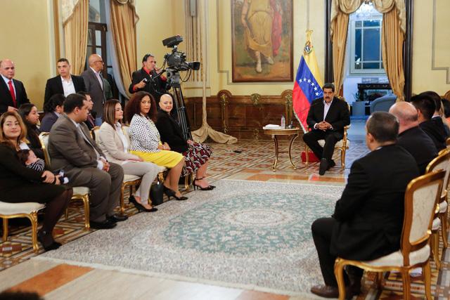 Tổng thống Venezuela Maduro đề nghị đối thoại với ông Trump - Ảnh 1.