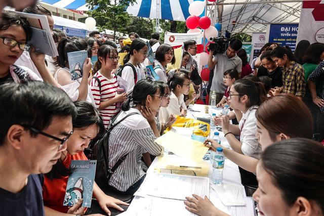 Xét tuyển đại học kết hợp chứng chỉ quốc tế và học bạ THPT - Ảnh 1.