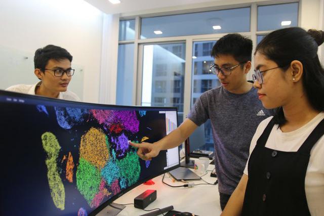 Kỹ sư 9X thử sức giải mã gen người - Ảnh 1.