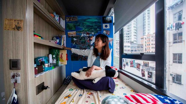Hong Kong tính xây 4 đảo nhân tạo để di dân - Ảnh 1.