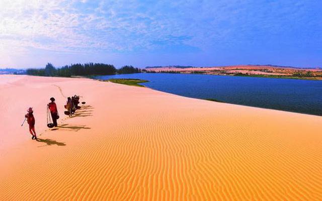 Mũi Né trở thành điểm đến hút khách du lịch trong tương lai - Ảnh 1.