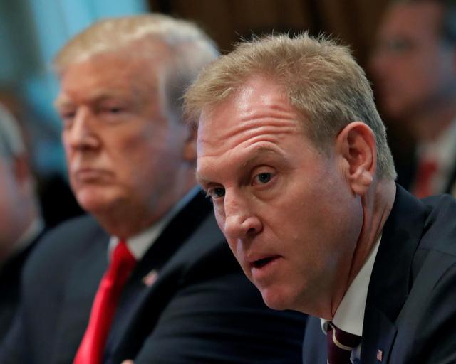 Ông Trump 'lèo lái' quyền Bộ trưởng quốc phòng từ ngày đầu tiên - Ảnh 1.
