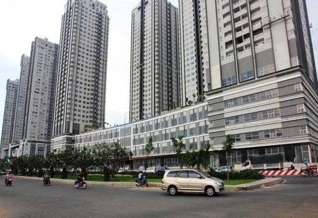 65 doanh nghiệp bất động sản niêm yết đang tồn kho 201.921 tỷ đồng - Ảnh 1.