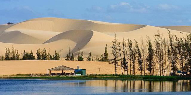 Mũi Né trở thành điểm đến hút khách du lịch trong tương lai - Ảnh 2.