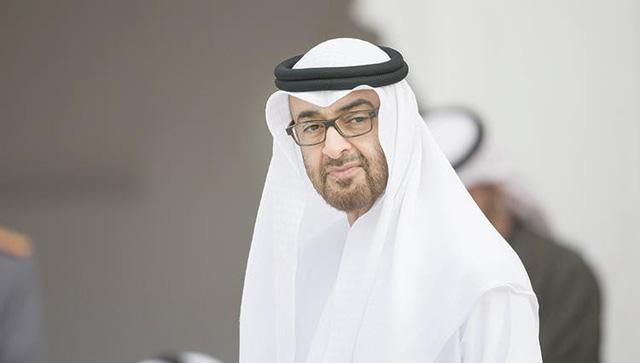 Báo Qatar: Thái tử UAE bỏ về sớm, mặc cho CĐV khóc lóc - Ảnh 1.