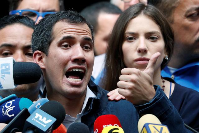 Lãnh đạo phe đối lập Venezuela bị đóng băng tài khoản, cấm xuất cảnh - Ảnh 1.