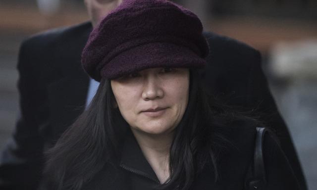 Công chúa Huawei ra tòa sau hai tháng bị bắt - Ảnh 1.