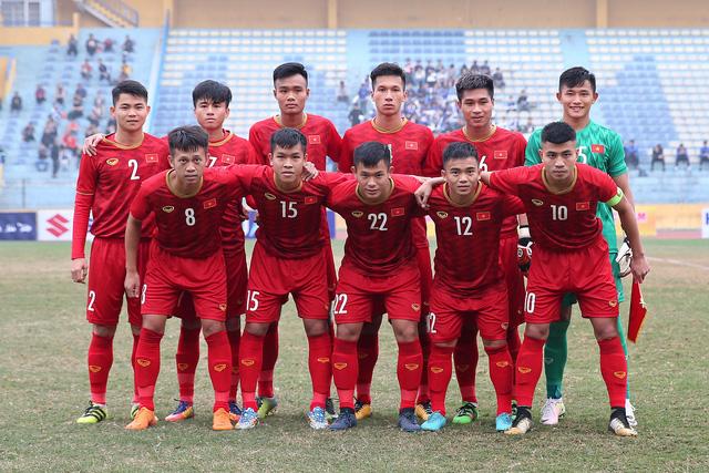 Giải U-22 Đông Nam Á 2019: VN sử dụng các cầu thủ U-20 là chính - Ảnh 1.