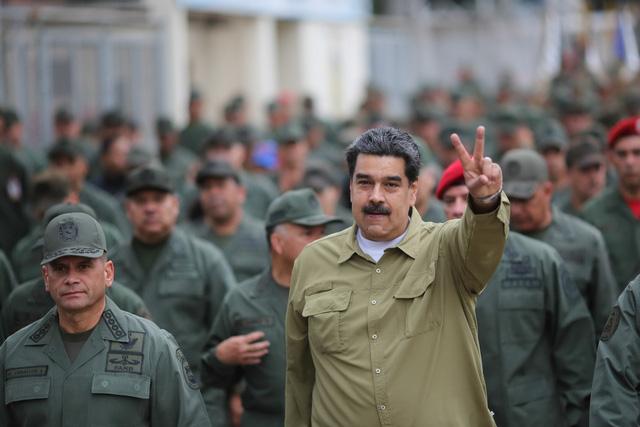 Tổng thống Maduro cảnh báo Mỹ đừng xâm lược Venezuela - Ảnh 2.