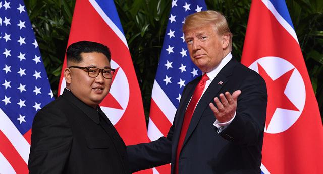 Cuộc gặp thượng đỉnh Mỹ - Triều lần hai diễn ra ở đâu đó thuộc châu Á - Ảnh 1.