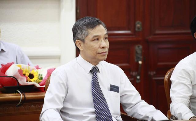 Ông Lê Nguyễn Minh Quang thôi chức trưởng ban đường sắt đô thị - Ảnh 1.
