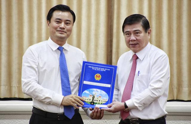 Ông Bùi Xuân Cường trở lại làm trưởng Ban Quản lý đường sắt đô thị - Ảnh 1.