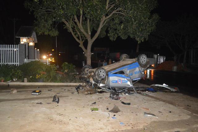 Khởi tố nữ tài xế taxi uống rượu lái xe làm chết 3 người - Ảnh 2.
