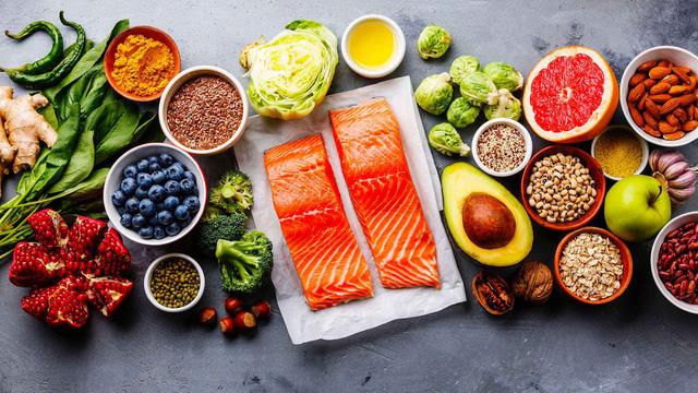 Chế độ dinh dưỡng cho người bị bệnh lupus ban đỏ - Ảnh 1.