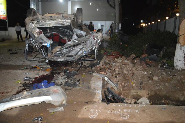 Khởi tố nữ tài xế taxi uống rượu lái xe làm chết 3 người - Ảnh 1.