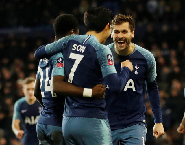 Thắng 7 sao trước Tranmere Rovers, Tottenham giành vé đi tiếp - Ảnh 1.